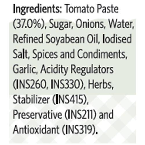 Veeba Sauce - Pasta & Pizza, 280 g