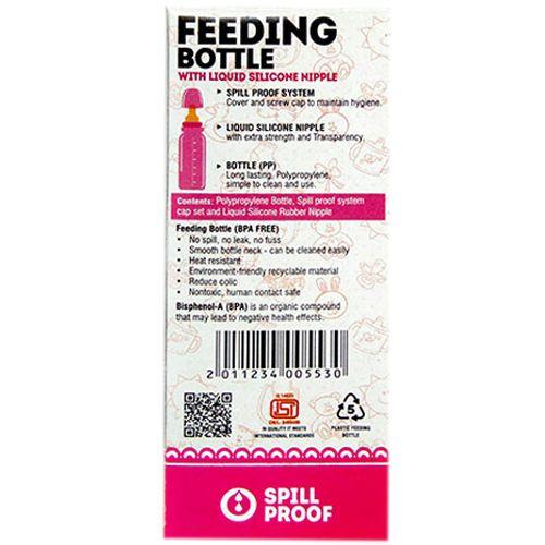 Apollo Life Babybest Feeding Bottle - BPA Free, 150 ml