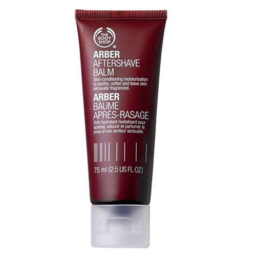 The Body Shop Arber Aftershave Balm 75 ml. Arber Aftershave Balm
