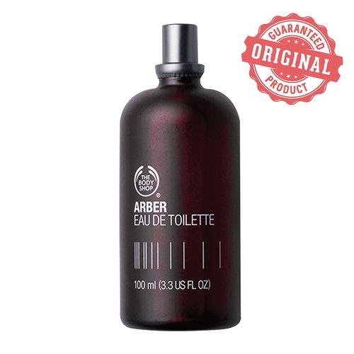 The Body Shop Arber Eau De Toilette - For Men, 100 ml