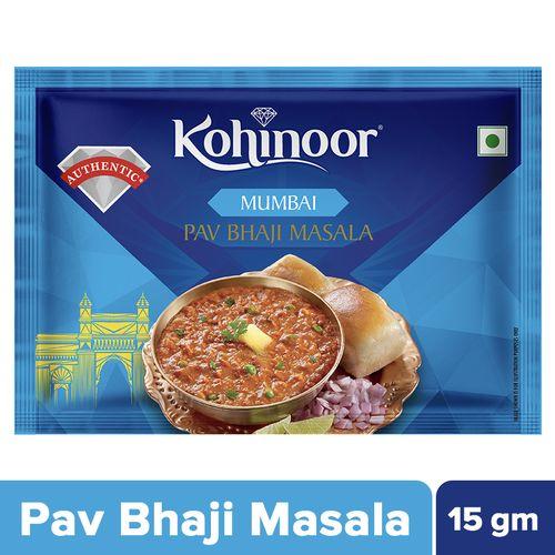 Kohinoor Ready Masala - Mumbai Pav Bhaji, 15 gm