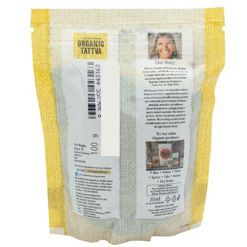 Organic Tattva Organic - Kalonji, 100 g Plastic pouch