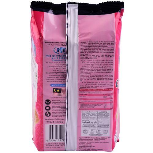 Hwa Tai Mini Cracker - Cream, 180  gm Standy Pouch