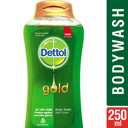 Body Wash   Gold Germ Protection, Daily Clean, Shower Gel
