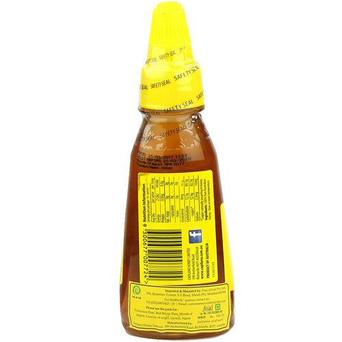 Capliano Honey - Pure Australian, 220 gm Bottle
