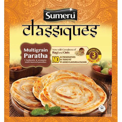 sumeru Paratha - Multi Grain, 300 g