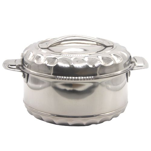 Le Kaviraj Hot Pot Casserole - Steel, 1 L