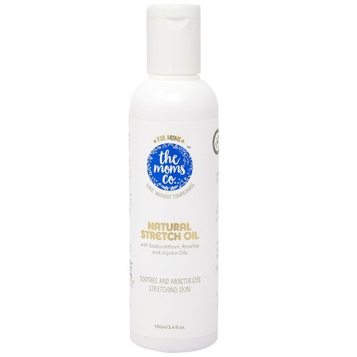 The Moms Co Natural Stretch Marks Oil, 100 ml