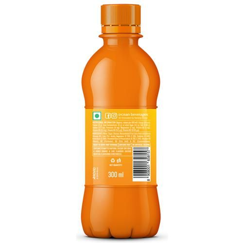 Ocean Fruit Wave - Lime Orange Flavour, For Kids, 300 ml