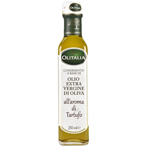Olitalia Truffle Condiment - Flavoured Extra Virgin Olive Oil, 250 ml