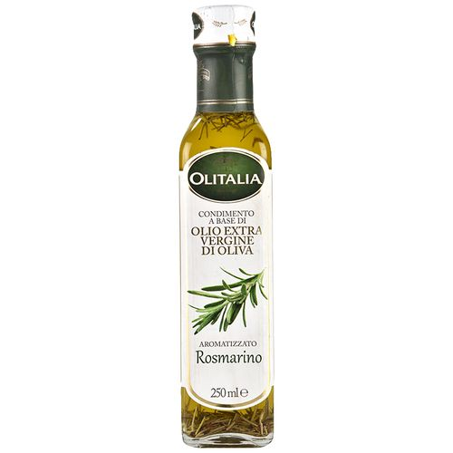 Olitalia Rosemary Condiment - Flavoured Extra Virgin Olive Oil, 250 ml