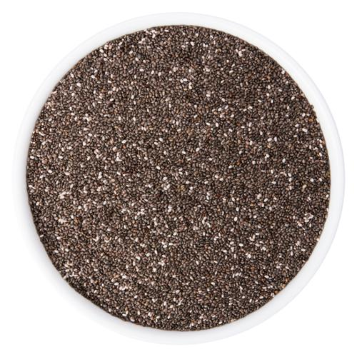 True Elements Raw Chia Seeds - Premium Raw Chia Seeds for Eating, 500 g