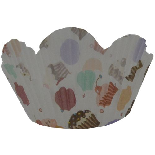 DP Mould - Paper Baking Cups, Muffins/Cake, 100 Moulds, 100 pcs