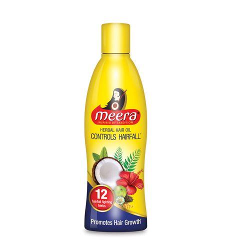 Meera Hair Oil - Herbal, 175 ml