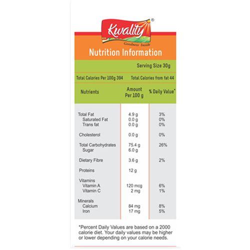 Kwality Muesli - Crunchy, 400 g