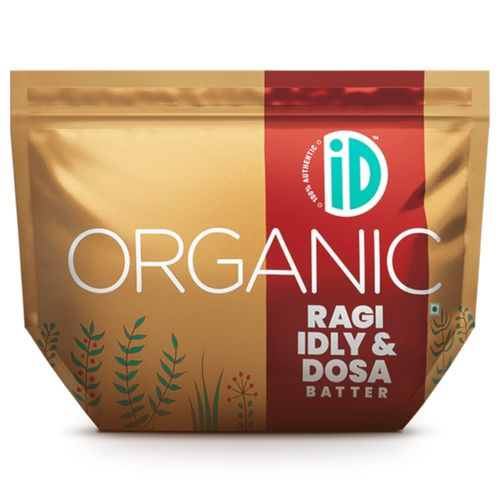 Id Organic  Ragi Idly & Dosa Batter, 1 kg