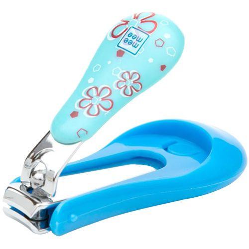 Mee Mee Nail Clipper - Gentle Protective, Blue, 1 pc