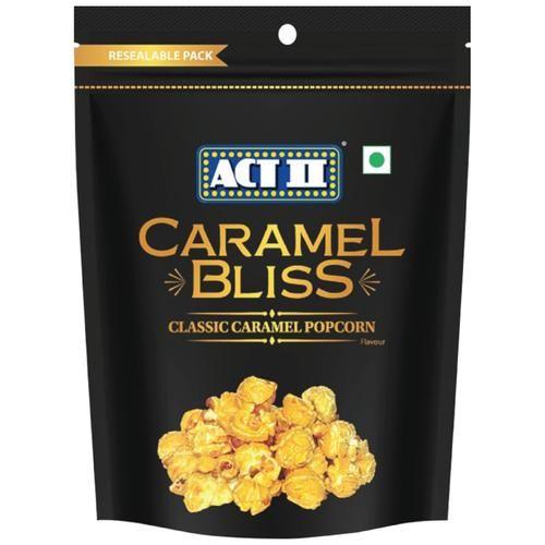ACT II Popcorn - Caramel Bliss, 70 g