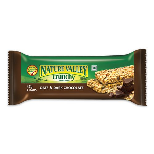 Nature Valley Oats And Dark Chocolate Ingredients