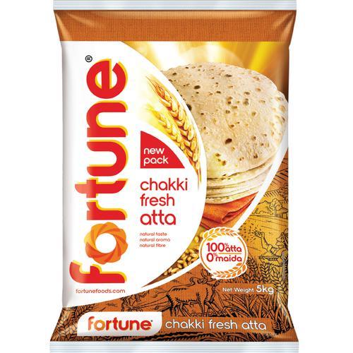 Fortune Atta – Chakki Fresh, 5 kg