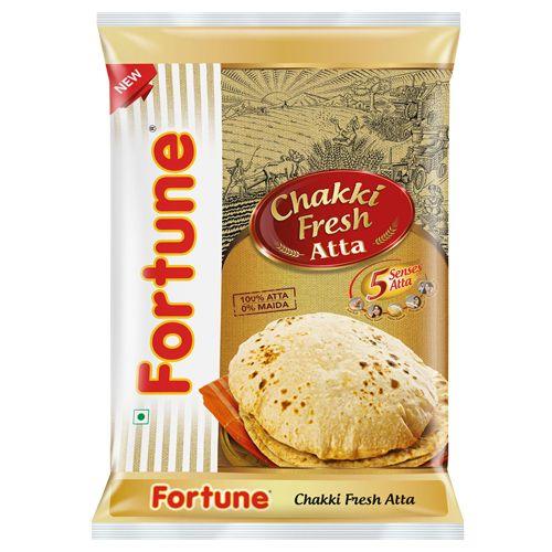 Fortune  Chakki Fresh Atta, 10 kg