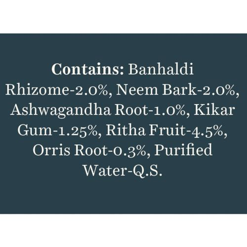 BIOTIQUE Face Cleanser - Bio Oriss Root, 120 ml