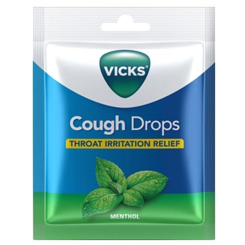Vicks Cough Drops - Menthol, 2 g Pack of 20