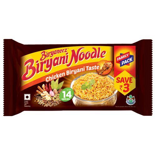 Biryaneez Noodles - Chicken Biriyani, 264 g