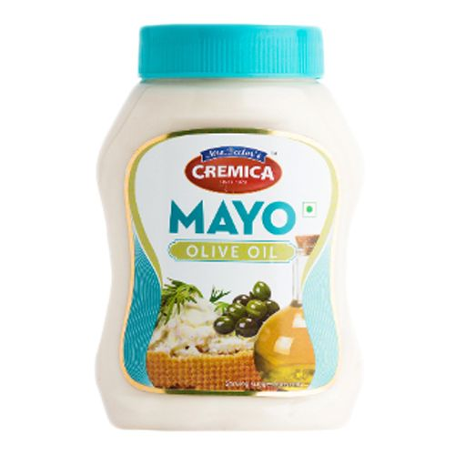 Cremica Mayo - Olive Oil, 275 g