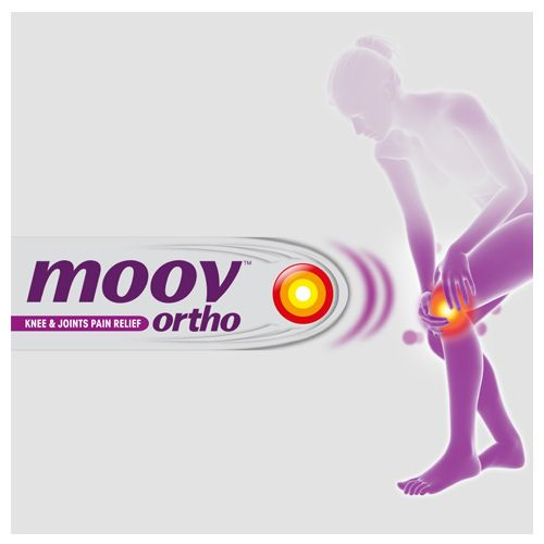 Moov Ortho - Knee & Joints Pain Relief Cream, 15 g