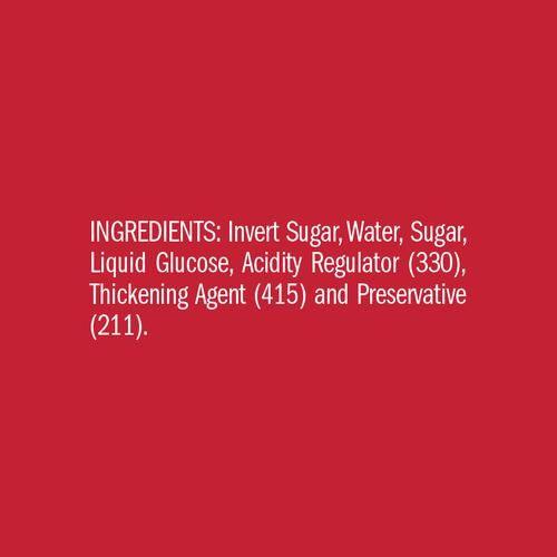 Hersheys  Strawberry Syrup, 200 ml