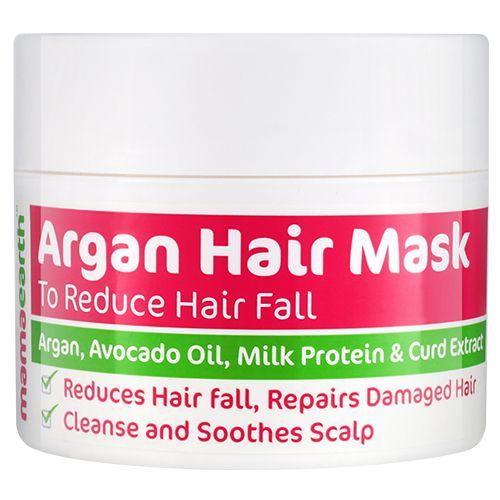 Mamaearth Hair Mask - Argan, 200 ml