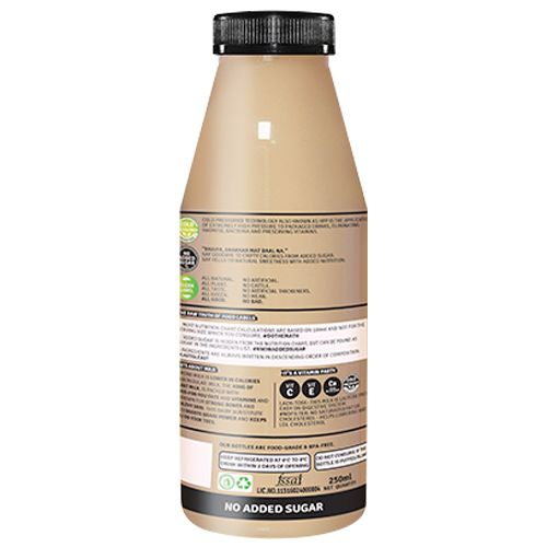 Raw Pressery Almond Milk - Cacao, 250 ml