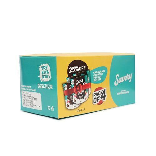 Buy Savory Peanut Butter Breadsticks Chocolate Crunch 160