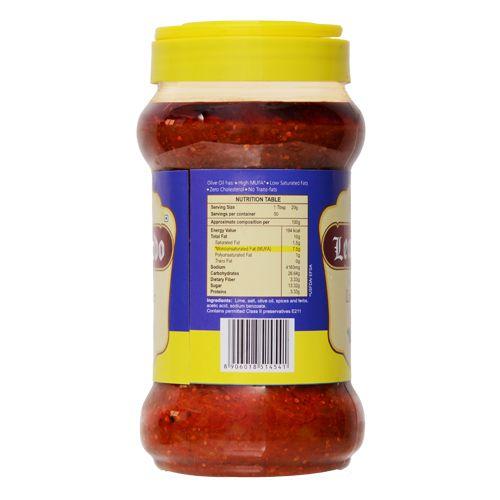 Leonardo Pickle - Lime, Olive Oil, 1 kg