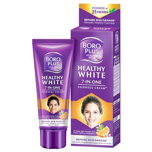 Boroplus Fairness Cream - Healthy White, 25 g