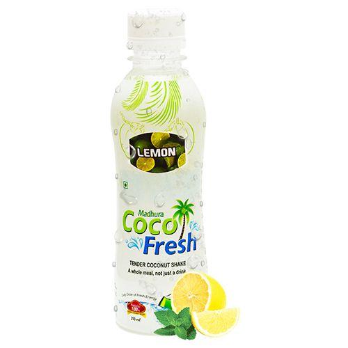 Madhura Coco Fresh Tender Coconut Blends - Lemon, 250 ml