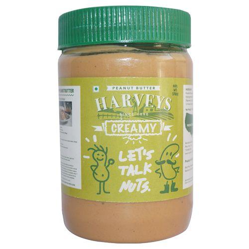 Harveys Peanut Butter - Creamy, 510 g