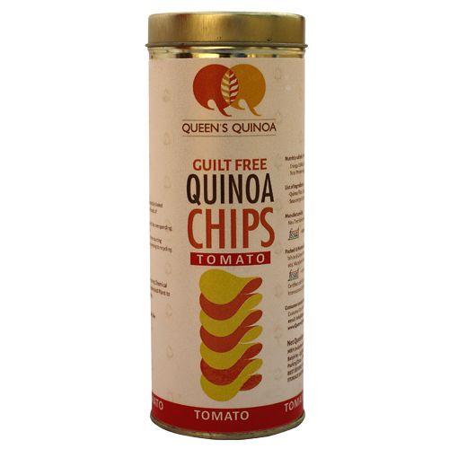 Queens Quinoa Chips - Chilli Tomato, Guilt Free, 60 gm