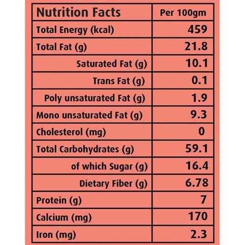 Health Sutra Biscuits - Ragi, 100 g