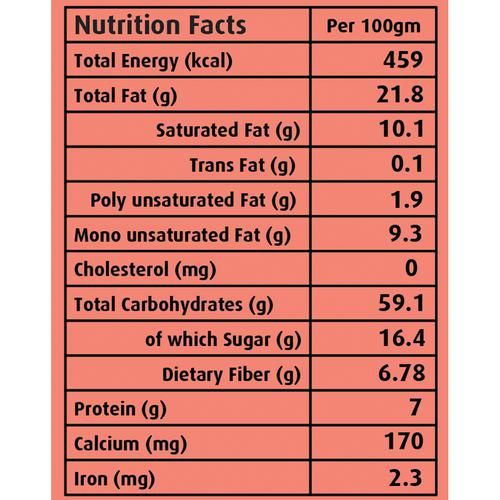 Health Sutra Ragi Biscuits, 100 g