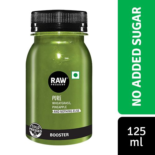 Raw Pressery Cold Pressed Juice - Pure, 125 ml