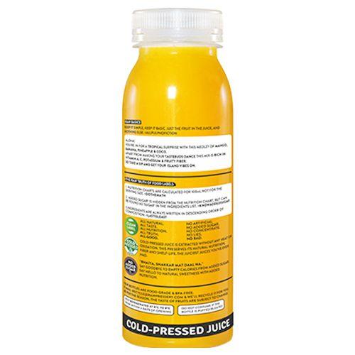 Raw Pressery Cold Pressed Juice - Mango Coco, 250 ml