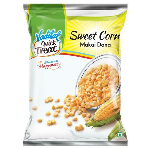Vadilal Quick Treat Frozen Food - Sweet Corn, American, 500 g