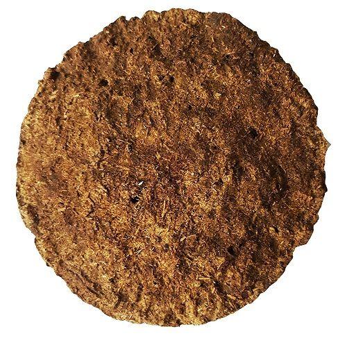 Harshman Cow Dung Cake, 2 pcs 16 cm Each