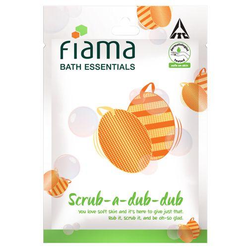 Fiama Scub-A-Dub-Dub - Bath Essentials, 1 pc