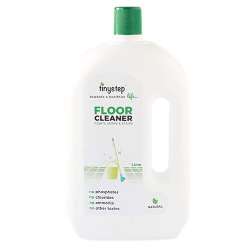 Buy Tinystep Floor Cleaner Natural 975 Ml Online At Best