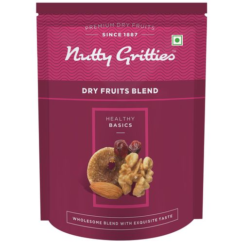 Nutty Gritties Nuts Blend - Dry Fruits, 200 gm