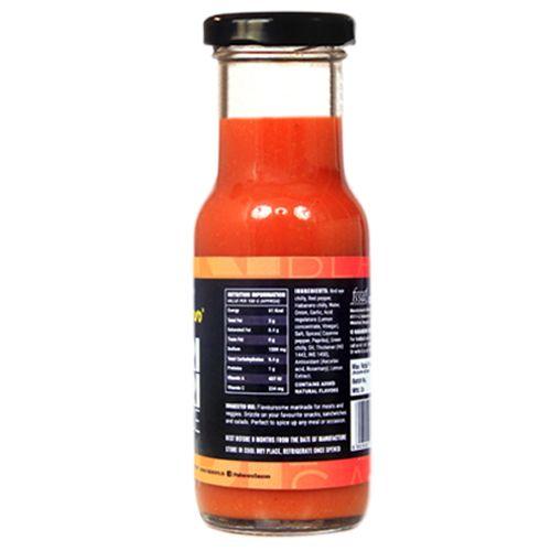 Habanero Sauce - Peri Peri, 200 gm