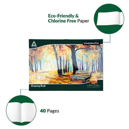 Classmate Combo Kit - Stationery, Colour, Art, Fun, 6 pcs